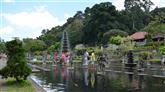 Bali: Tirta Gangga waterpaleis (Amlapura)
