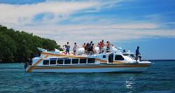 Fast boat Gili